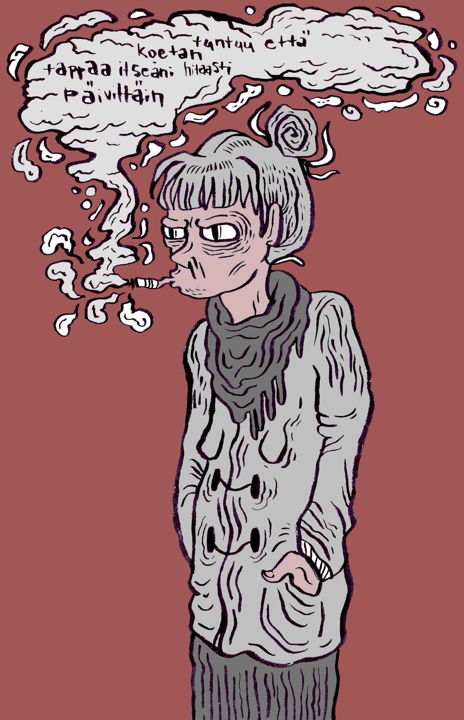 tupakkatappaa